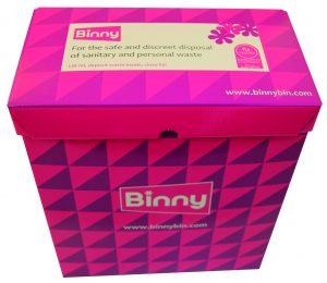 Sanitary Towel Disposal Bins